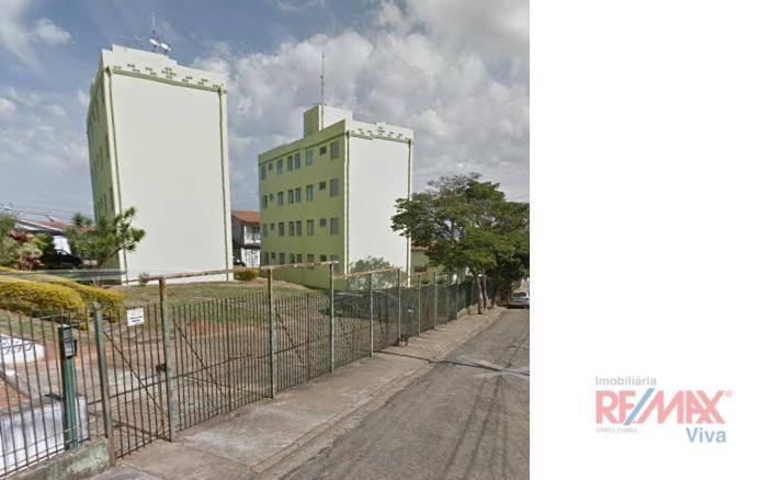 Apartamento com 2 dormitórios à venda, 50 m² por R$ 200.000 - Jardim Doutor Júlio de Mesquita Filho - Bragança Paulista/SP