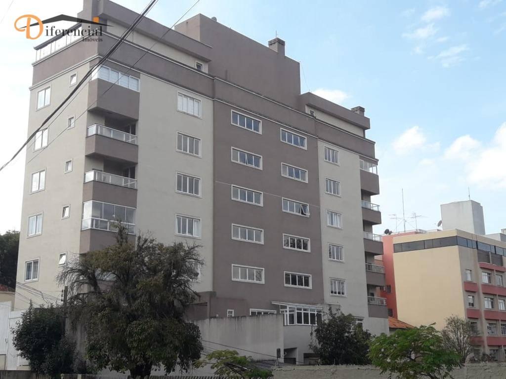 Apartamento com 2 dormitórios à venda, 54 m² por R$ 265.000,00 - Novo Mundo - Curitiba/PR