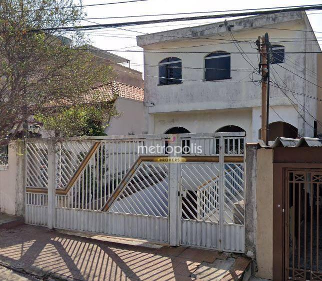 Sobrado à venda por R$ 1.100.000,00 - Osvaldo Cruz - São Caetano do Sul/SP