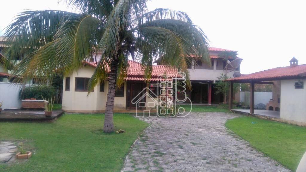 Casa residencial à venda, Praia Seca, Araruama.