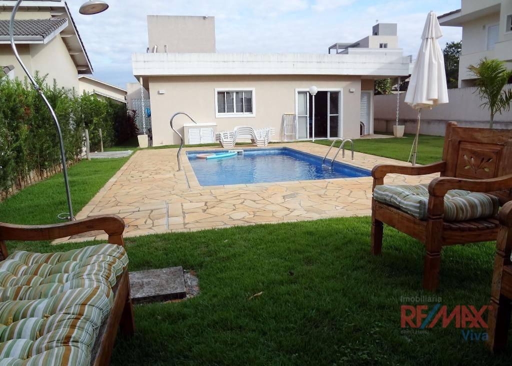 Casa com 3 dormitórios para alugar, 210 m² por R$ 3.400,00/mês - Figueira Garden - Atibaia/SP
