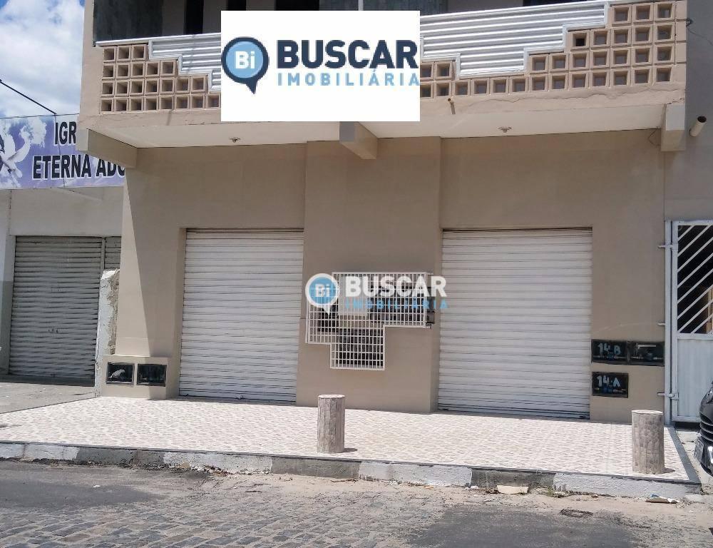 Loja para alugar, 112 m² por R$ 1.500/mês - Conceição - Feira de Santana/BA