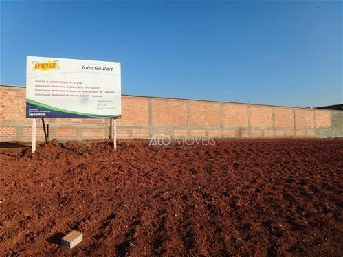 Terreno à venda, 275 m² por R$ 128.900 - Tatuquara - Curitiba/PR