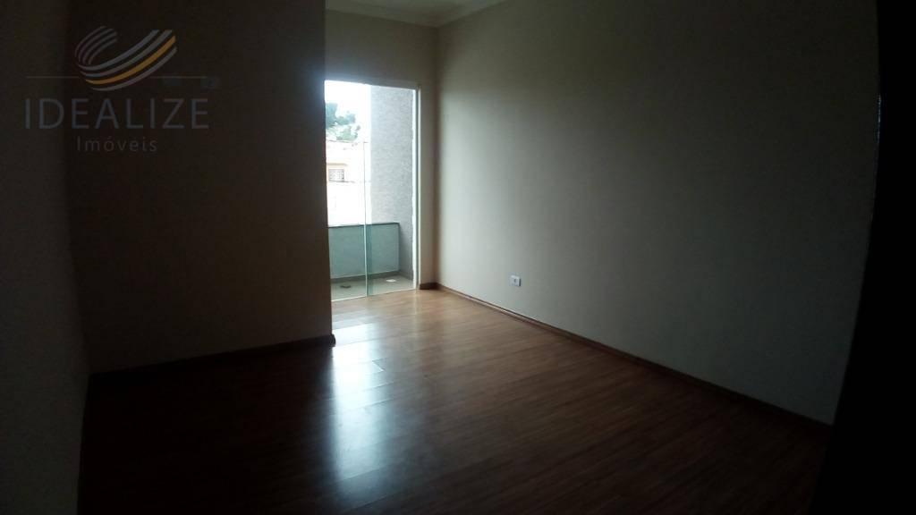 Sobrado com 3 dormitórios à venda, Jardim Bom Jesus dos Passos - Piraquara/PR