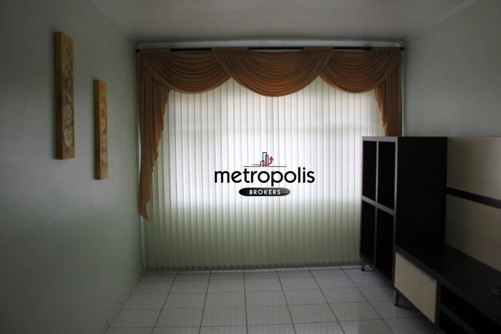 Sobrado com 3 dormitórios à venda, 139 m² por R$ 560.000 - Olímpico - São Caetano do Sul/SP