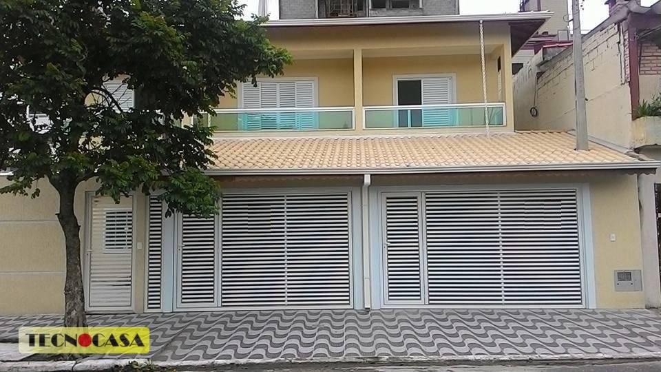 Sobrado Novo, a Venda na Vila Mirim em Praia Grande, 3 Dormitórios sendo 1 suíte!