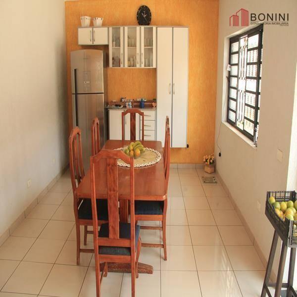 Casa 3 Dorm, Residencial Horto Florestal Jacyra I, Americana (SO0096) - Foto 5