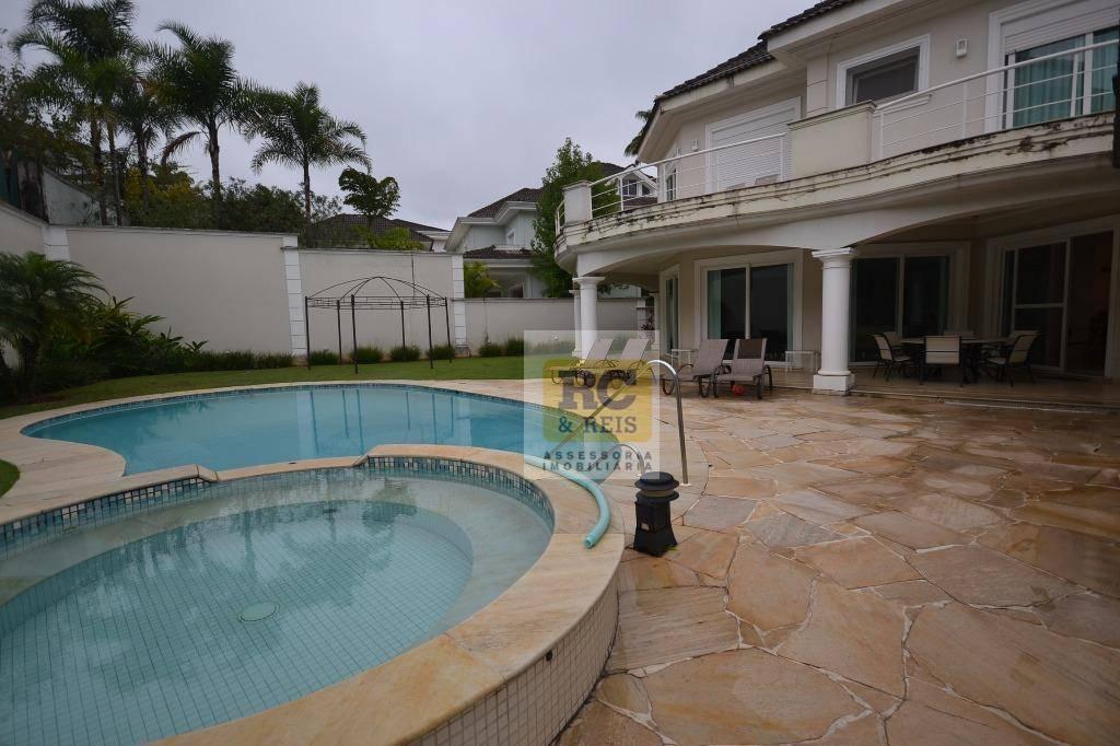 Casa de 4 dormitórios à venda em Tamboré 2 (Alphaville), Santana De Parnaíba - SP