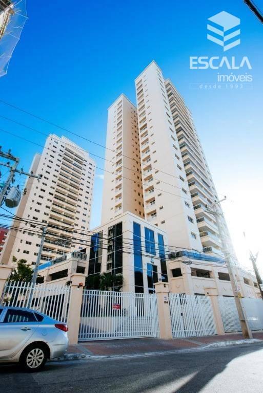 Apartamento com 3 quartos à venda, 67 m², novo, 2 vagas, área de lazer, financia ? Fátima- Fortaleza/CE