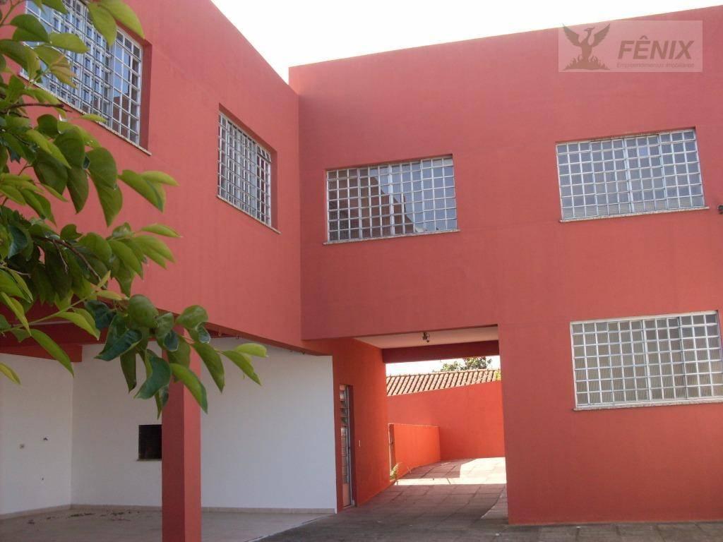 Casa  comercial à venda, Vila Amélia, Pinhais.
