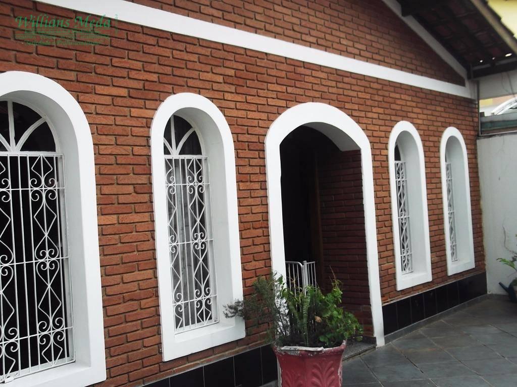 Casa residencial à venda, Jardim Bom Clima, Guarulhos - SO0765.