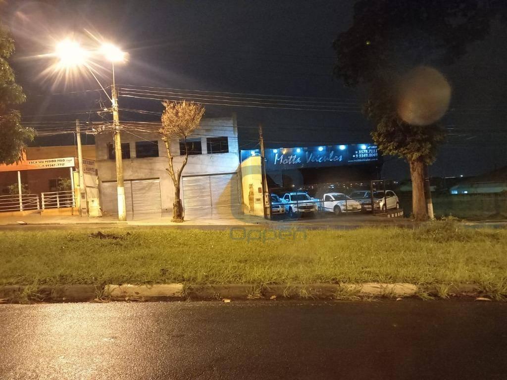 Barracão para alugar, 360 m² por R$ 5.500,00/mês - Jardim Leonor - Campinas/SP