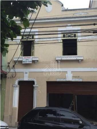 Loja para alugar, 150 m² por R$ 2.700/mês - Centro - Niterói/RJ