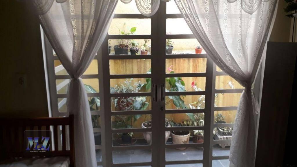 Casa residencial à venda, Jardim Rosana, Guarulhos.