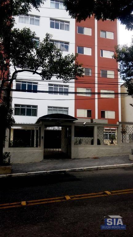 Apartamento com 2 dormitórios para alugar, 83 m² por R$ 2.400 - Vila Romana - São Paulo/SP