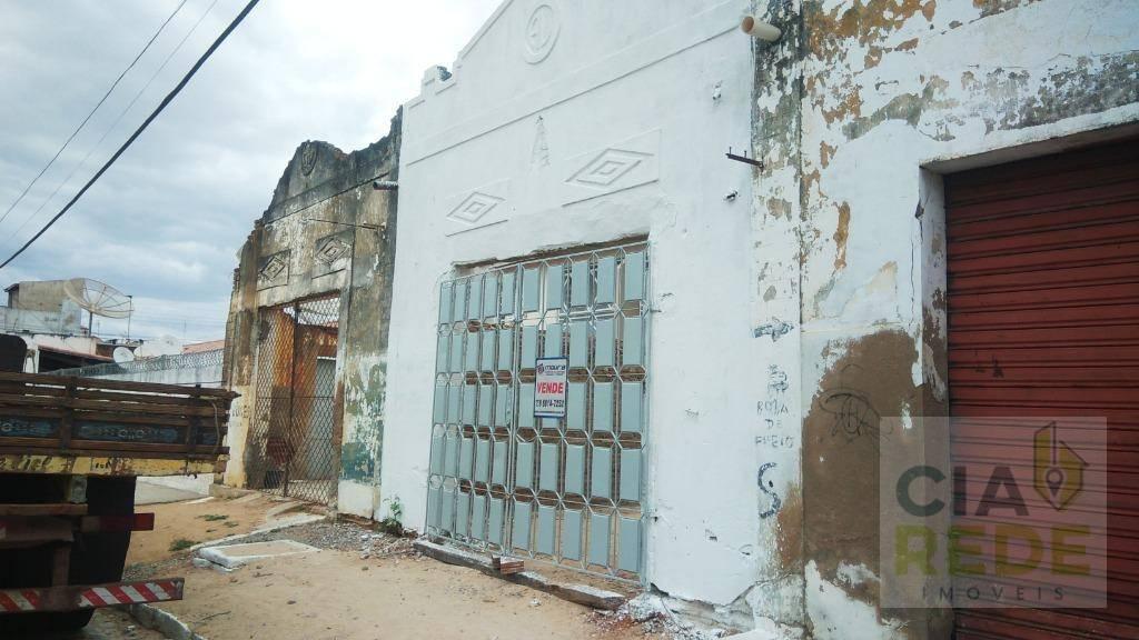 Prédio à venda, 52 m² por R$ 180.000 - Alto da Conceição - Mossoró/RN