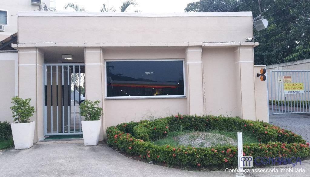 Apartamento com 2 dormitórios para aluga - Campo Grande - Rio de Janeiro/RJ
