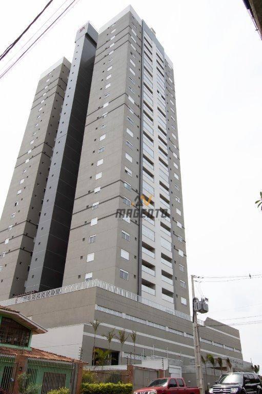 Apartamento com 3 dormitórios à venda, 140 m² - Centro - Cascavel/PR