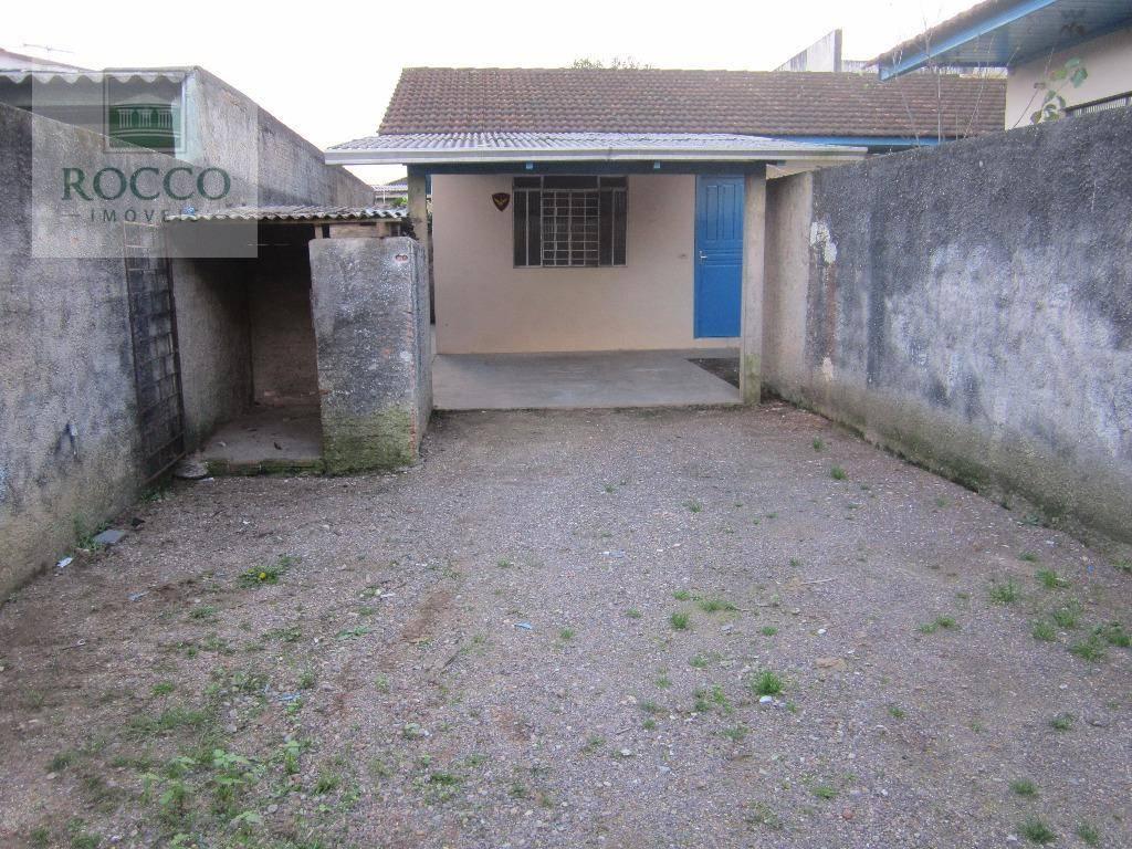 Casa residencial para locação, Cruzeiro, São José dos Pinhai