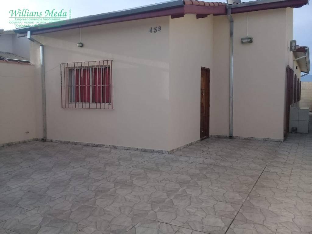 Casa com 3 dormitórios à venda, 92 m² por R$ 280.000 - Água Preta - Pindamonhangaba/SP