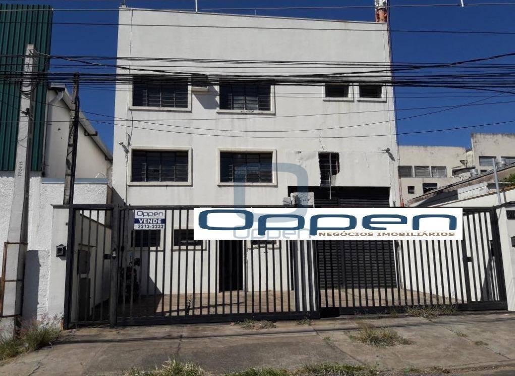 Barracão, 407 m² - venda por R$ 1.090.000,00 ou aluguel por R$ 3.000,00/mês - Jardim do Trevo - Campinas/SP
