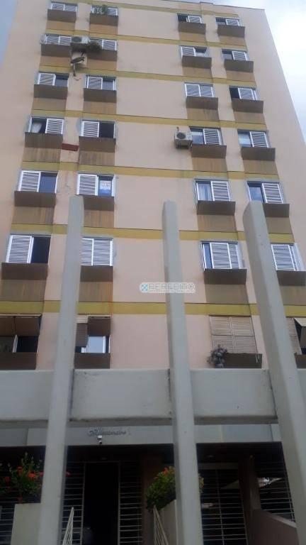 Apartamento com 3 dormitórios para alugar no Centro de Londrina, 160 m² por R$ 1.700/mês