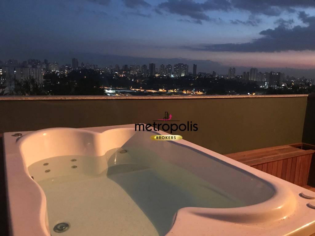 Cobertura à venda, 100 m² por R$ 450.000,00 - Utinga - Santo André/SP