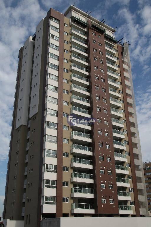 Apartamento 3 quartos, 2 vagas, Cabral, Curitiba.