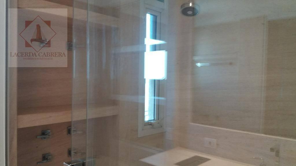 excelente apartamento de alto padrão em ótima localização, ar condicionado, porta de entrada blindada, fechamento na...