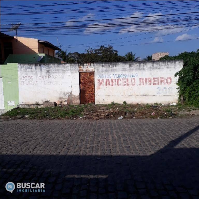 Terreno à venda, 240 m² por R$ 100.000,00 - Parque Ipê - Feira de Santana/BA