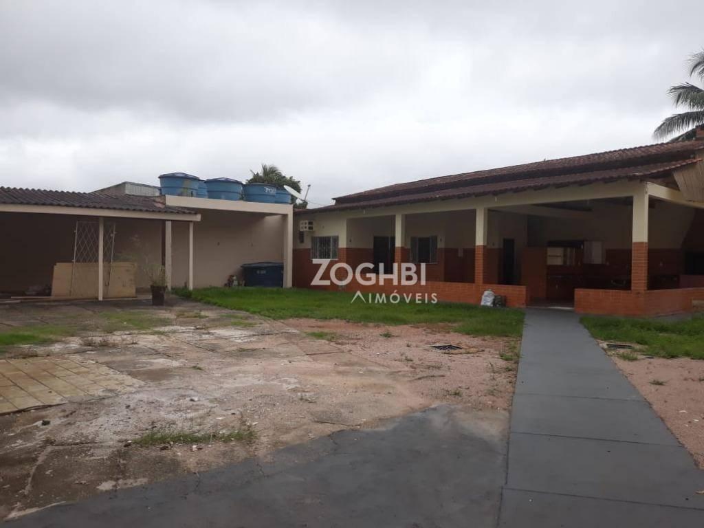 Casa com 3 dormitórios para alugar, 660 m² - São João Bosco - Porto Velho/RO