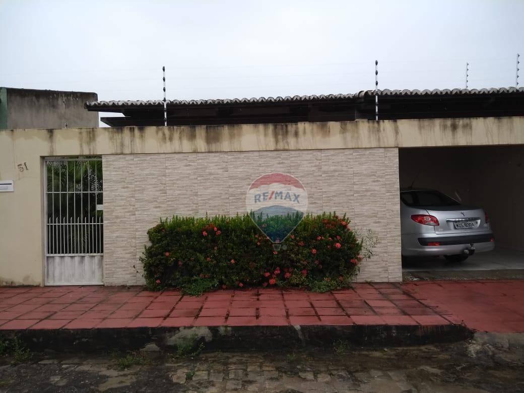 Casa com 3 dormitórios próximo a festa do boi - Parnamirim/RN