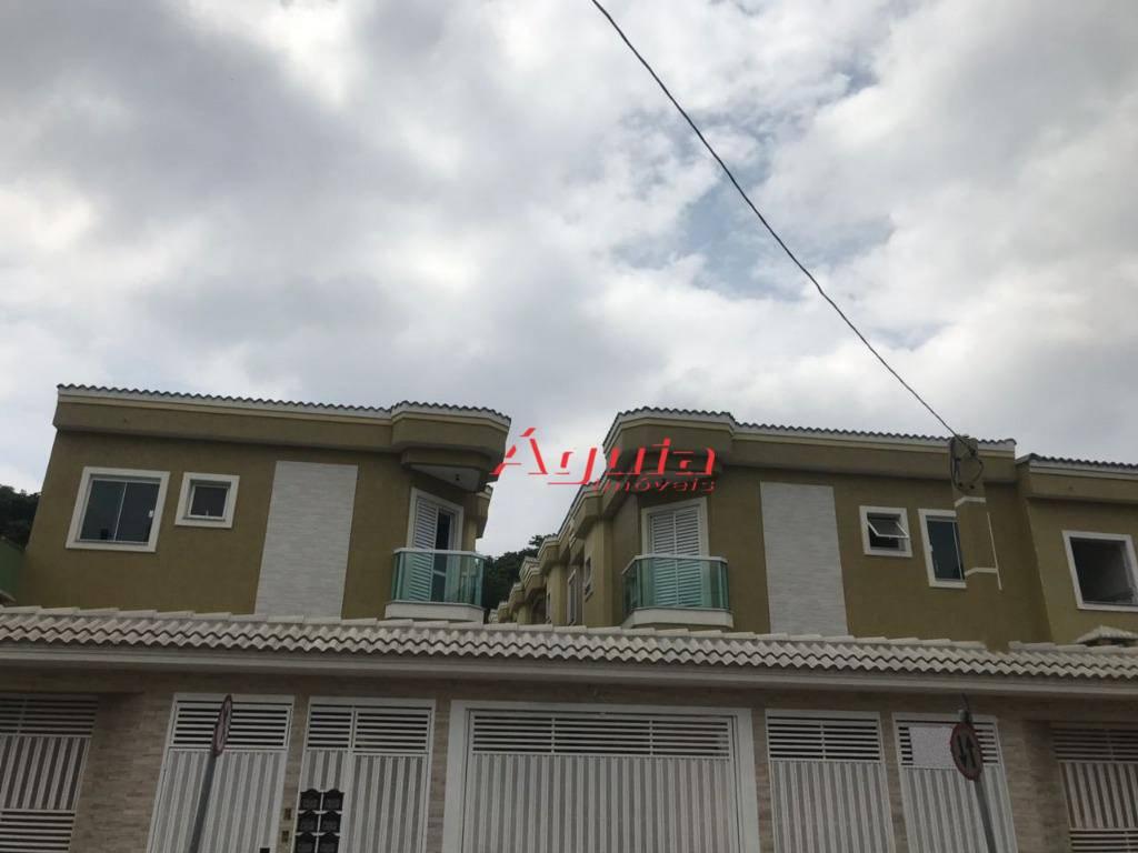 Sobrado residencial à venda, Vila Príncipe de Gales, Santo André.