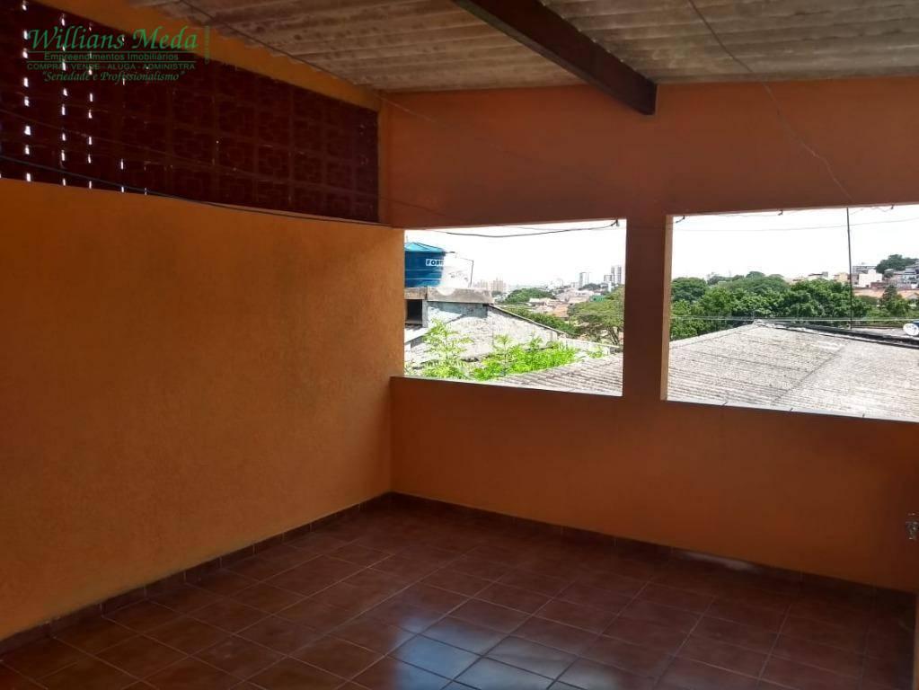 Sobrado com 3 dormitórios à venda, 125 m² por R$ 430.000 - Jardim Paraventi - Guarulhos/SP