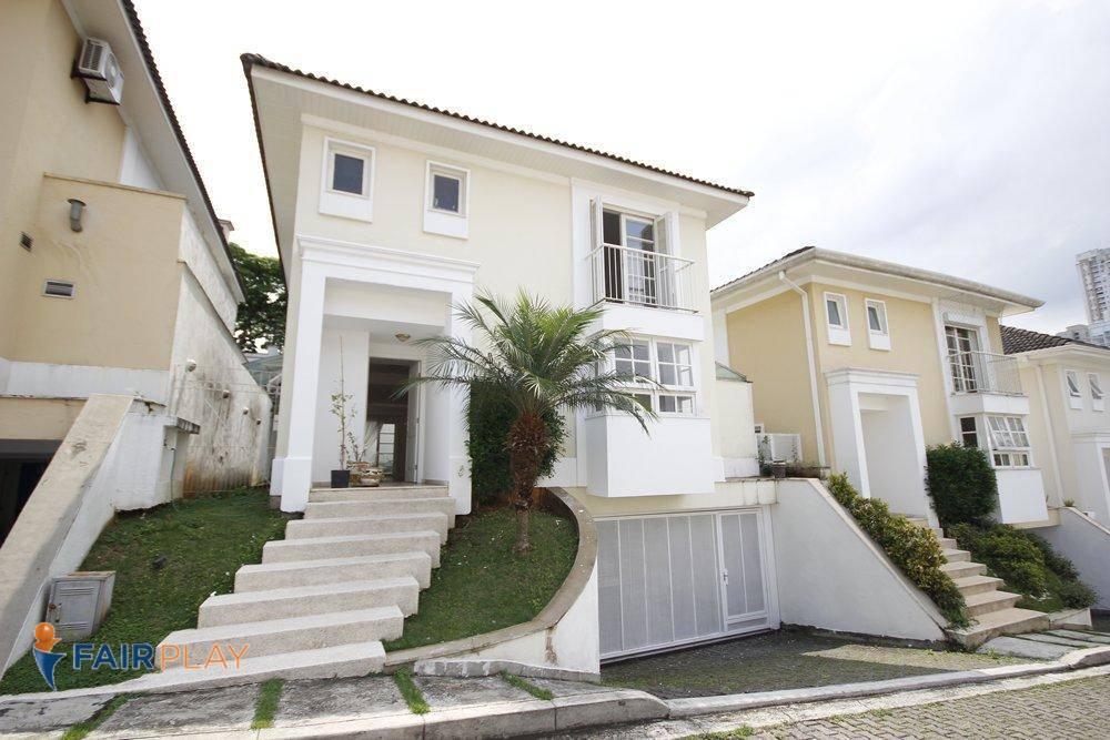 Casa Locação Venda Brooklin 4 Dorm 4 Suites 4 Vagas 300M