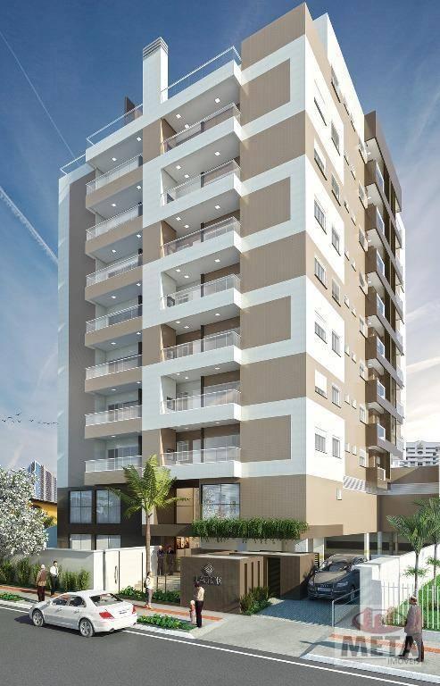 Apartamento com 3 Dormitórios à venda, 101 m² por R$ 725.741,73