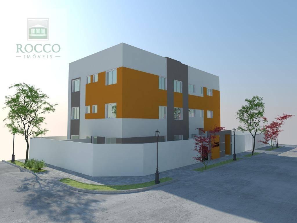 Apartamento  residencial à venda, Ouro Fino, São José dos Pi