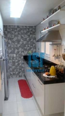 Apartamento com 2 dormitórios à venda, 87 m² por R$ 735.000 - Vila Campesina - Osasco/SP - AP21783.