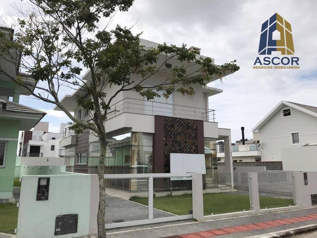 Casa com 4 dormitórios à venda, 247 m² por R$ 1.150.000,00 - Cidade Universitária Pedra Branca - Palhoça/SC