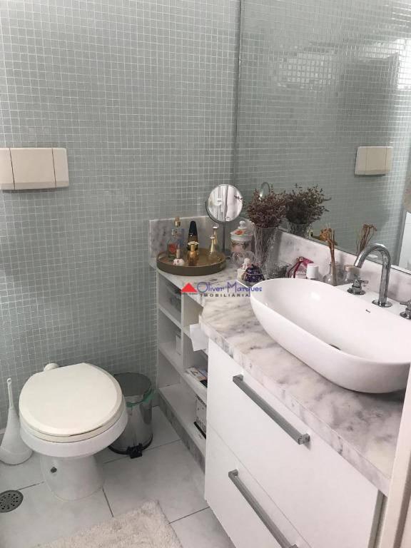 Apartamento residencial à venda, Vila São Francisco, Osasco - AP6225.