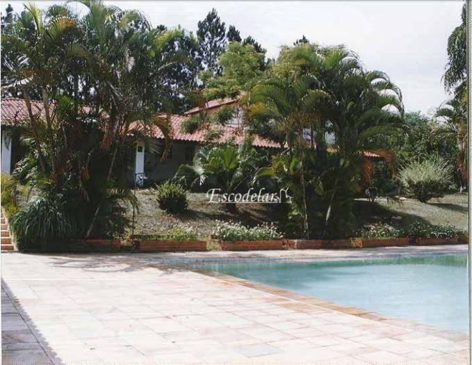 Chácara com 10 dormitórios à venda, 80000 m² por R$ 4.200.000 - Distrito Industrial - Porto Feliz/SP