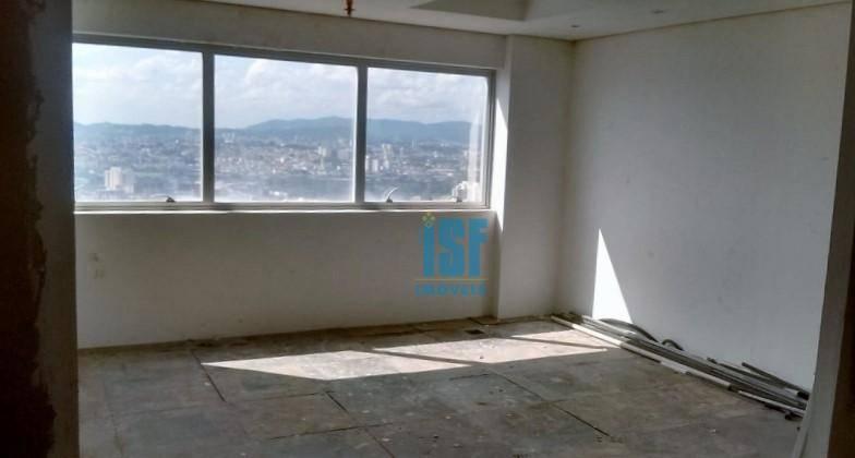 Sala à venda e locação, 37 m² por R$ 260.000 - Vila Yara - Osasco/SP - SA0204.