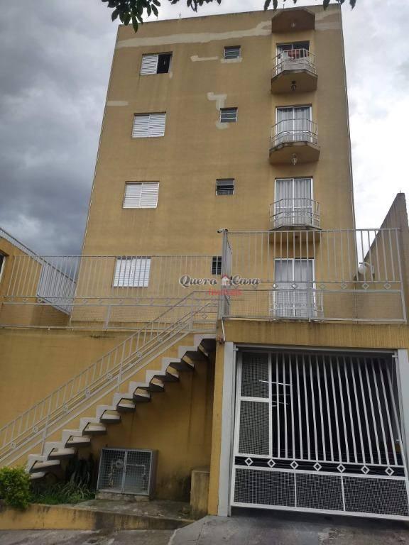 Apartamento com 2 dormitórios para alugar, 60 m² por R$ 1.00