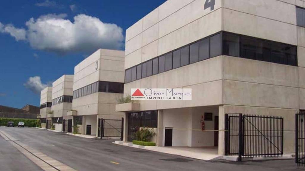 Galpão para alugar, 750 m² por R$ 22.500/mês  Avenida Leonil Crê Bortolosso, 88 - Quitaúna - Osasco/SP