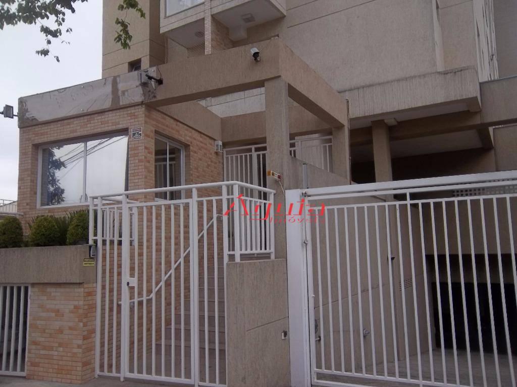 Cobertura residencial à venda, Vila Alpina, Santo André - AP1079.