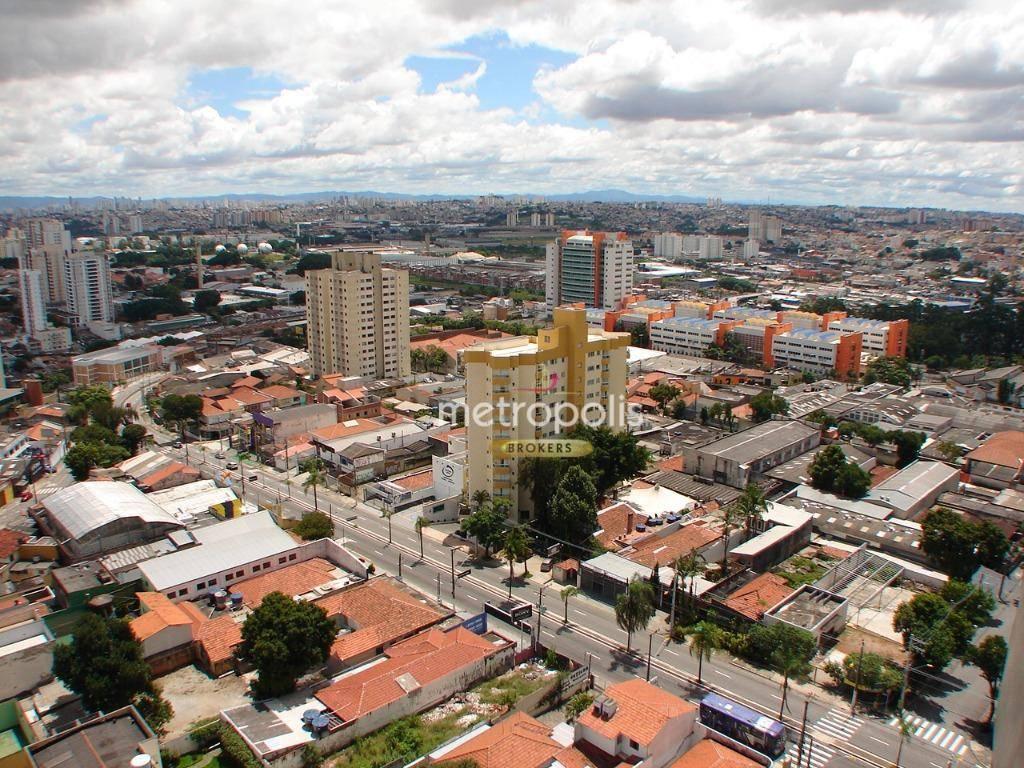 Apartamento à venda, 135 m² por R$ 920.000,00 - Campestre - Santo André/SP