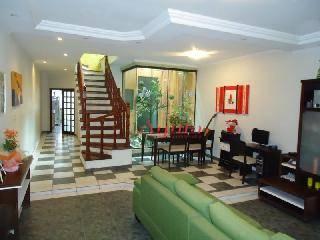 Sobrado Residencial à venda, Vila Helena, Santo André - SO0350.