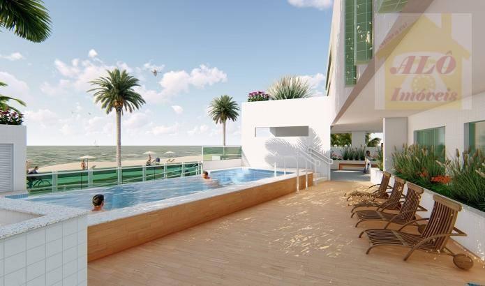 Apartamento à venda, 67 m² por R$ 359.711,00 - Vila Atlântica - Mongaguá/SP