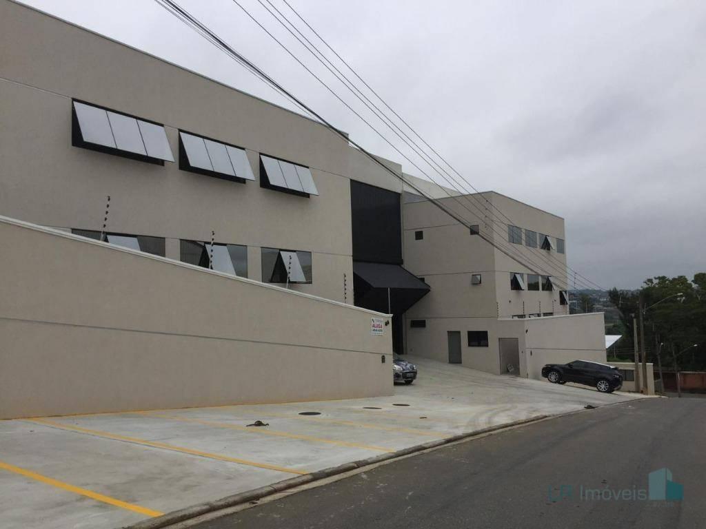 Galpão para alugar, 1300 m² por R$ 18.500,00/mês - Una - Itaquaquecetuba/SP