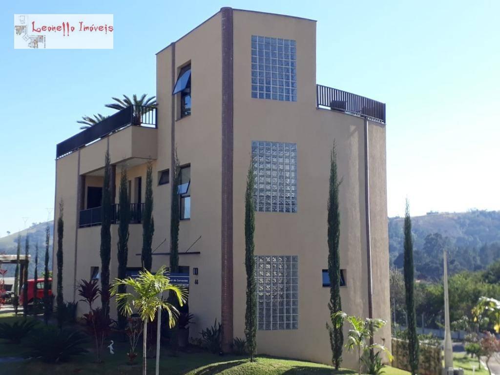 Sobrado com 3 suites à venda, 291 m² por R$ 860.000 - Estância Santa Maria do Laranjal - Atibaia/SP